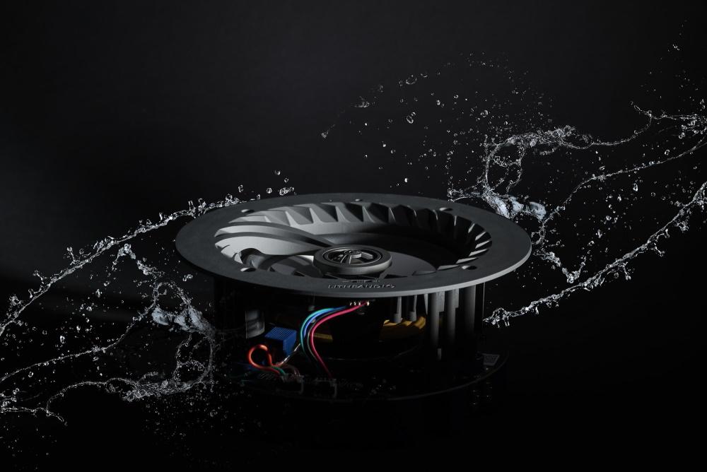 Lithe Audio LBT2/IP, комплект встраиваемой акустики