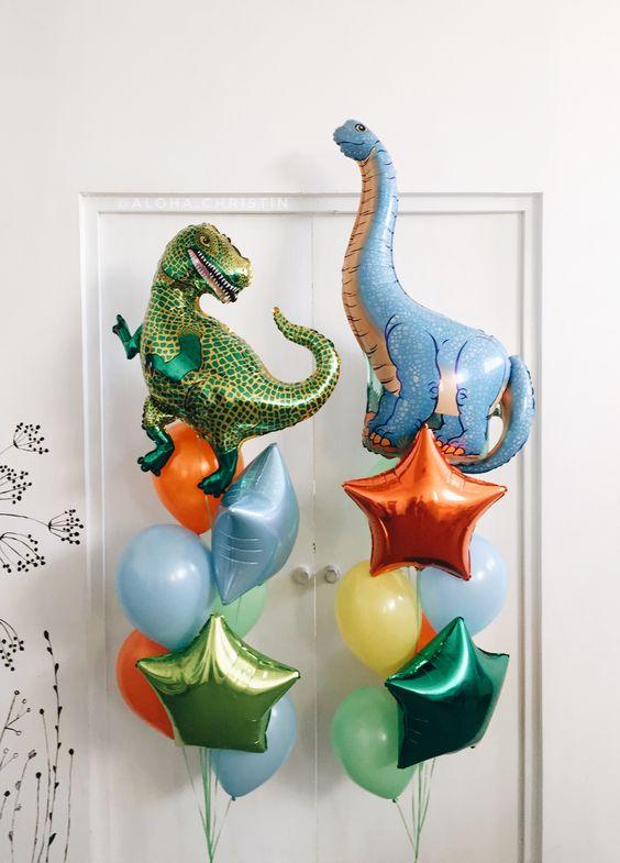 шарики фольгированные