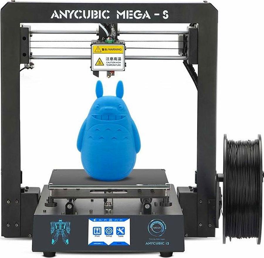 3д принтер Anycubic Mega S