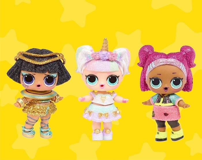 Куклы L.O.L. Surprise Гламурная