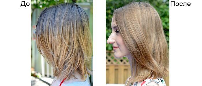 Спрей для непослушных волос