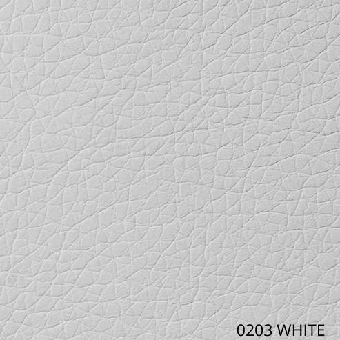 Цвет экокожи - белый