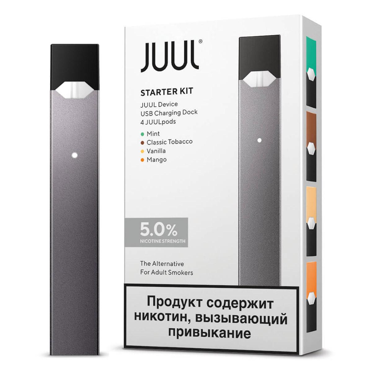 JUUL Starter Kit (RU)