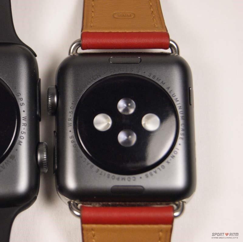 Пульсометр на Apple Watch