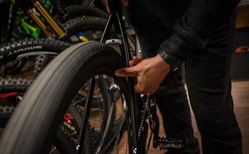 Как проверить колесо