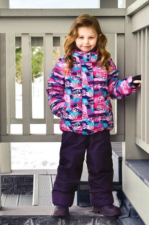 Комплект Premont купить Северное сияние Юкона WP8215 Purple в интернет-магазине Premont-shop!
