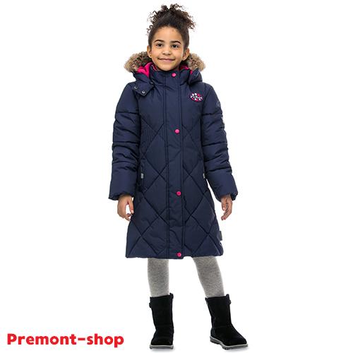 Пальто Premont для девочек Флоранс с доставкой по России в интернет-магазине Premont-shop!