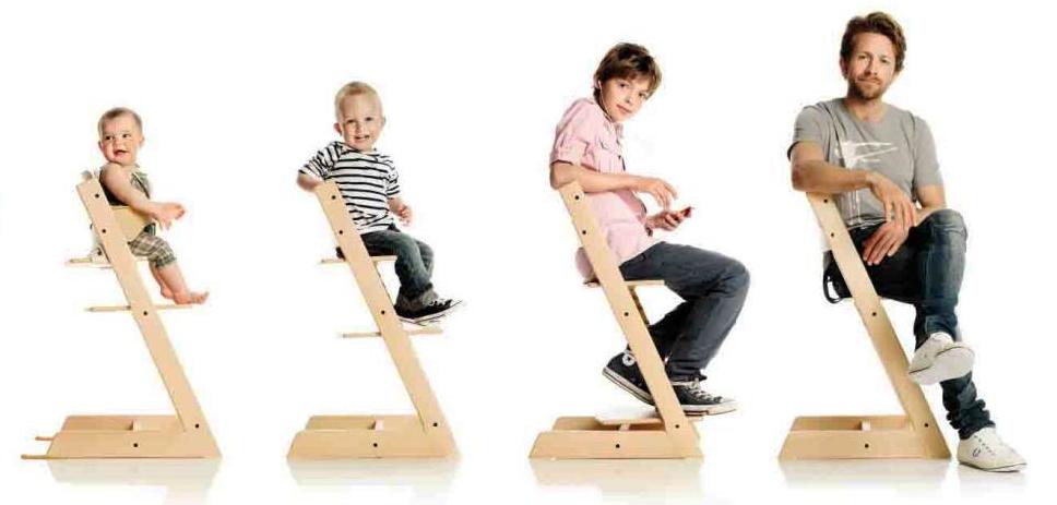 растущий стул для разных возрастов