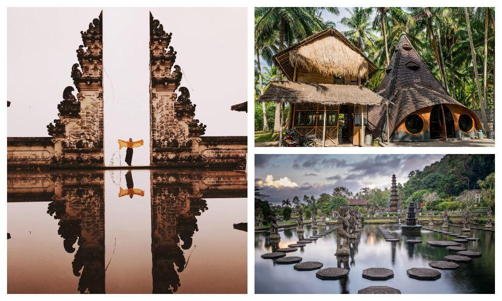 Экскурсия на Восток Бали: Храм Пура Лемпуянг, Тирта Ганга, шоколадная фабрика Чарли
