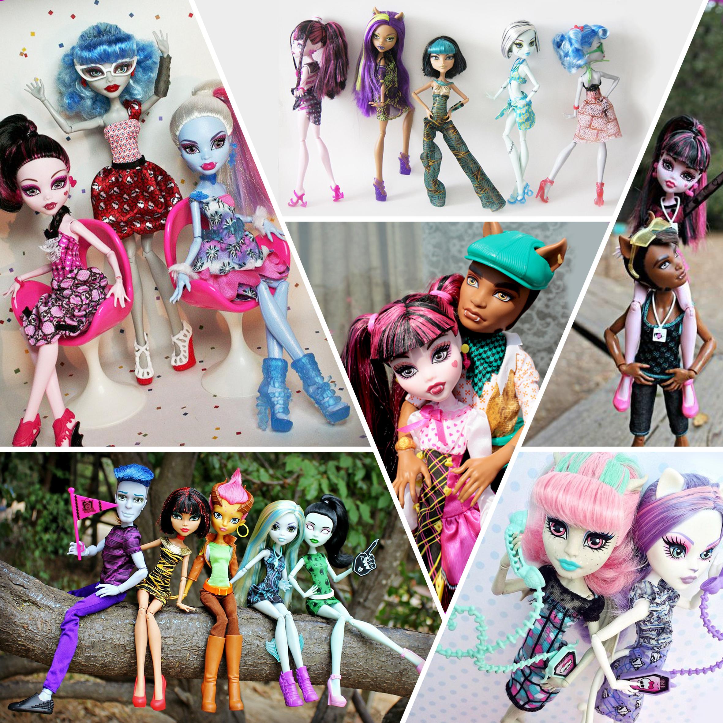 Наборы кукол