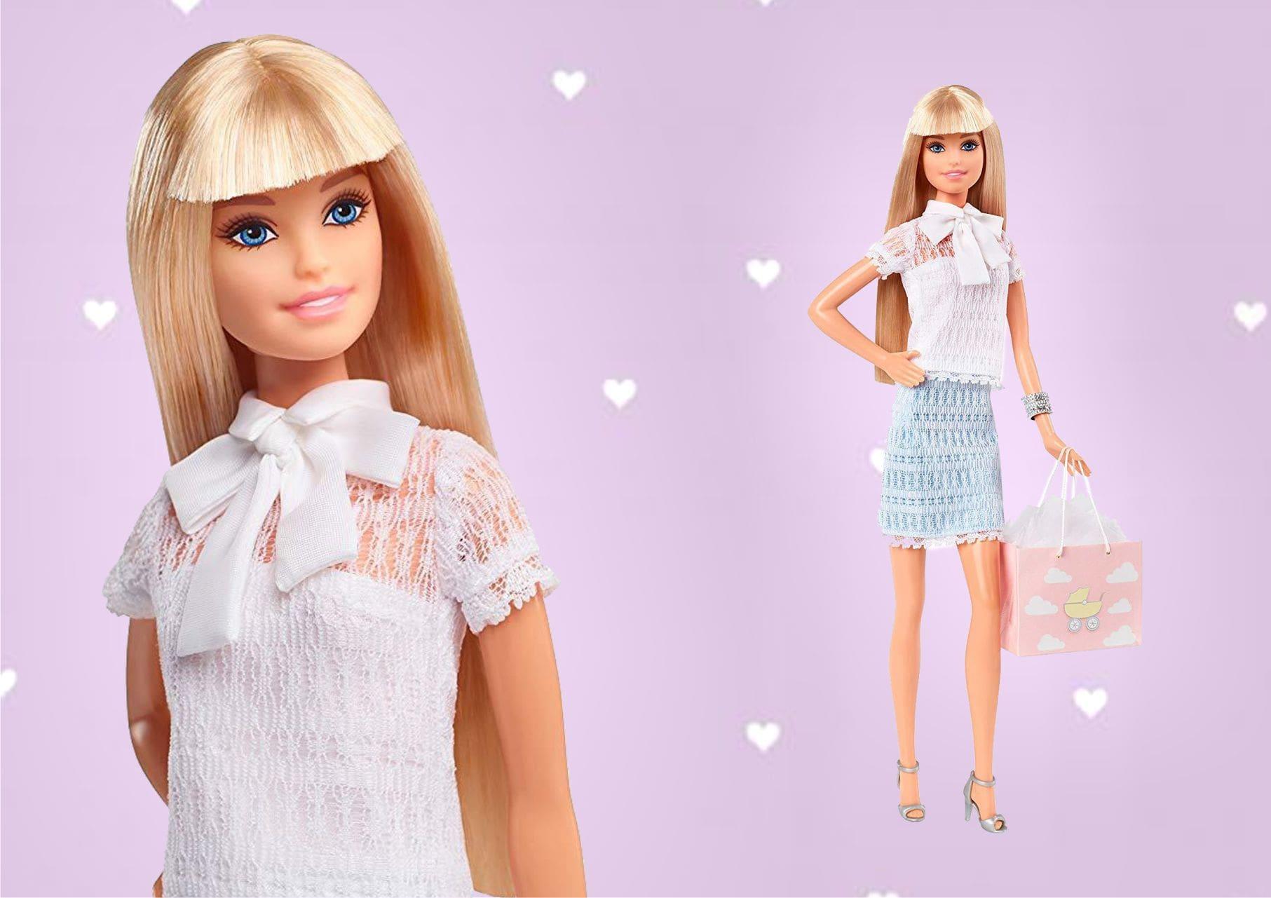 Кукла Барби серия - Добро пожаловать, малыш!