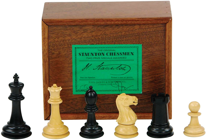 оригинальные шахматы Стаунтон