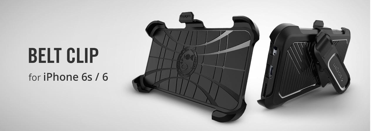 Универсальный чехол-клипса Case Spigen Sgp Belt Clip для iPhone 6 / 6S.