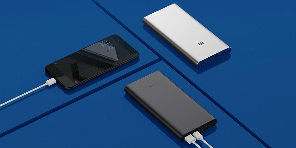 Внешний аккумулятор Xiaomi Mi Power Bank 3 (10000 mAh)