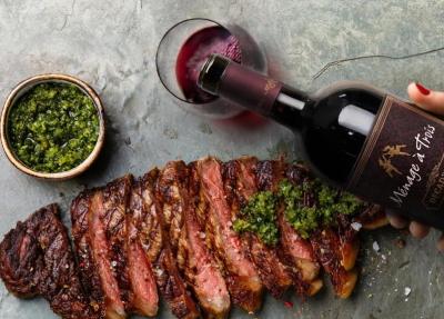 вино для ужина