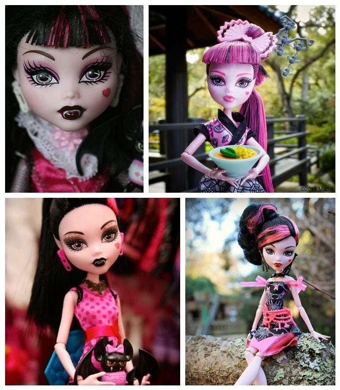 Дракулаура в магазине Магия кукол
