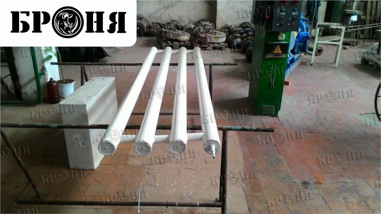 Ставрополь. Теплоизоляция трубопроводов теплотрасс МУП коммунальное хозяйство