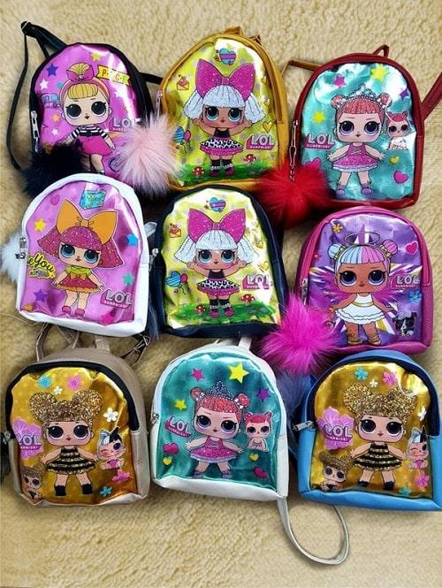 Светящийся рюкзачек ЛОЛ - LOL Surprise Dolls