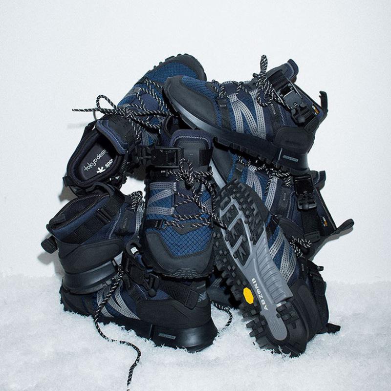 Snow Peak x New Balance EXTREME SPEC R C4 - 2