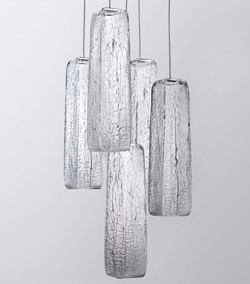 Светильники Yakisugi от Lasvit