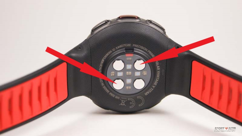 Часы Polar Vantage V Titan