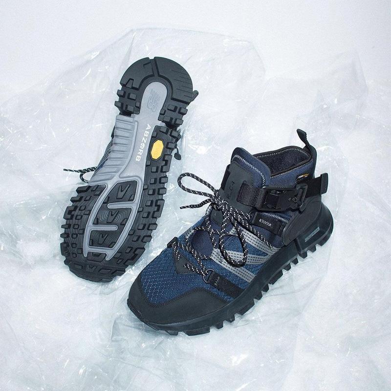 Snow Peak x New Balance EXTREME SPEC R C4 - 3