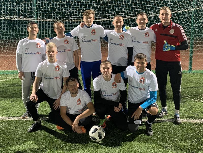 Наша команда ТельферПРО