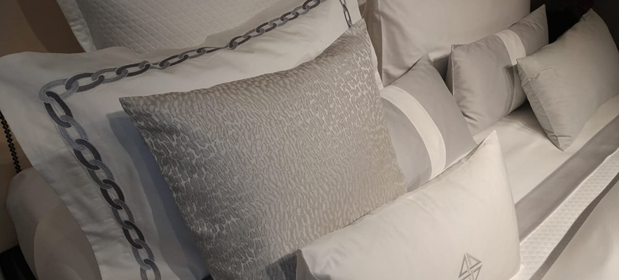 Элитное постельное бельё для гостиниц