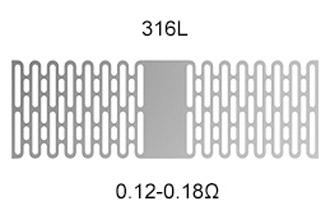 Спираль Vapefly Mesh SS316L 0.12-0.18ом