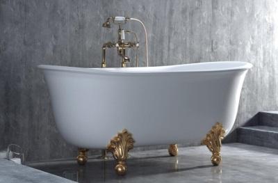 Основные характеристики отдельностоящих ванн