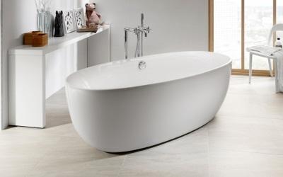 характеристики отдельностоящих ванн