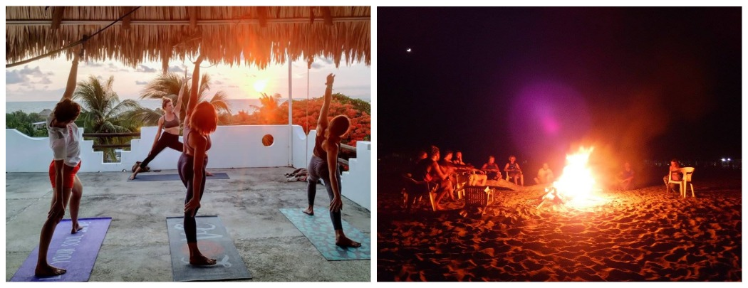 Серфинг и путешествия по Мексике