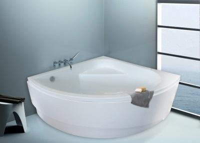 Конструктивные особенности угловой ванны, её преимущества и недостатки