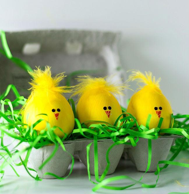 яйца пасха своими руками фото