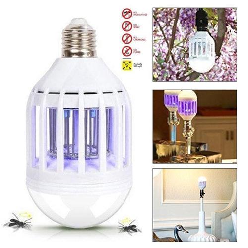 Лампа-ловушка для насекомых Led Pest Reject