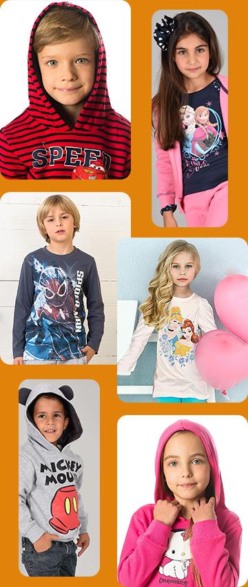 Детские толстовки, лонгсливы, куртки