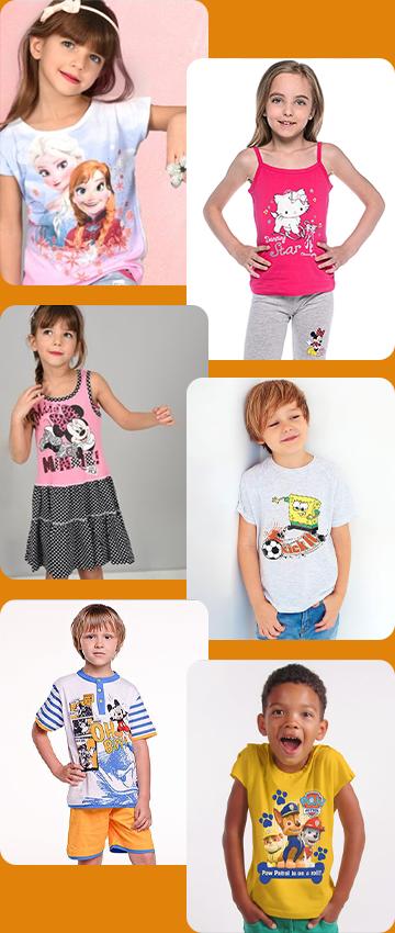 Детские футболки, костюмы, платья