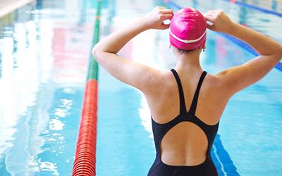 Фото шапочка для плавания для женщин
