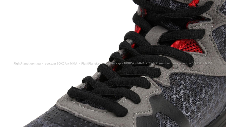 Боксерки Everlast Pivt Low Top Boxing Shoes шнуровка