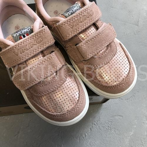 Кеды Viking Luna Pink купить в интернет-магазине Viking-boots
