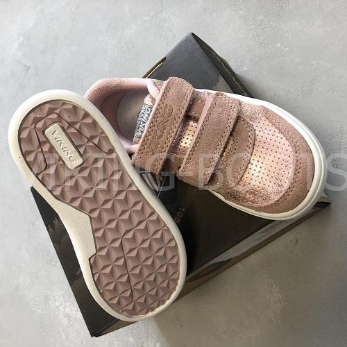Кеды Викинг Luna Pink с доставкой в интернет-магазине Viking-boots