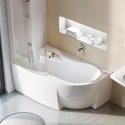 Понятие ассиметричной ванны