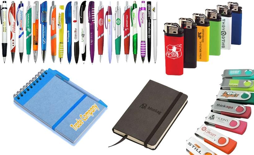 Бизнес сувениры с логотипами