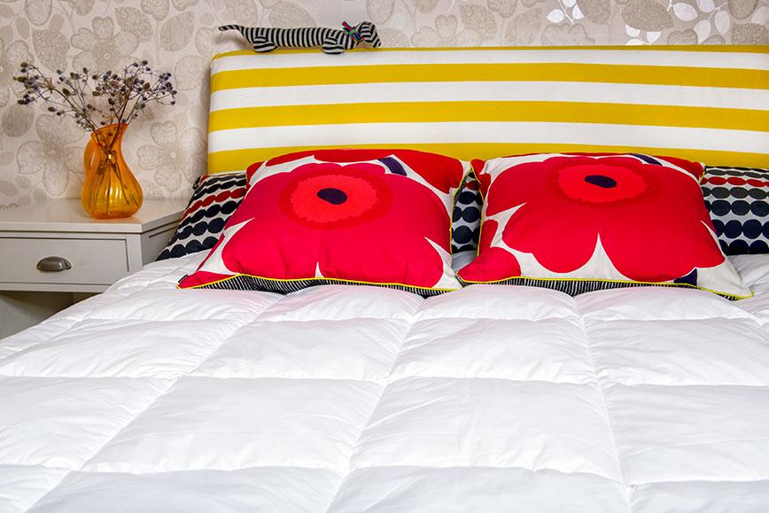 Новая серия подушек и одеял Сюли от Йоутсен