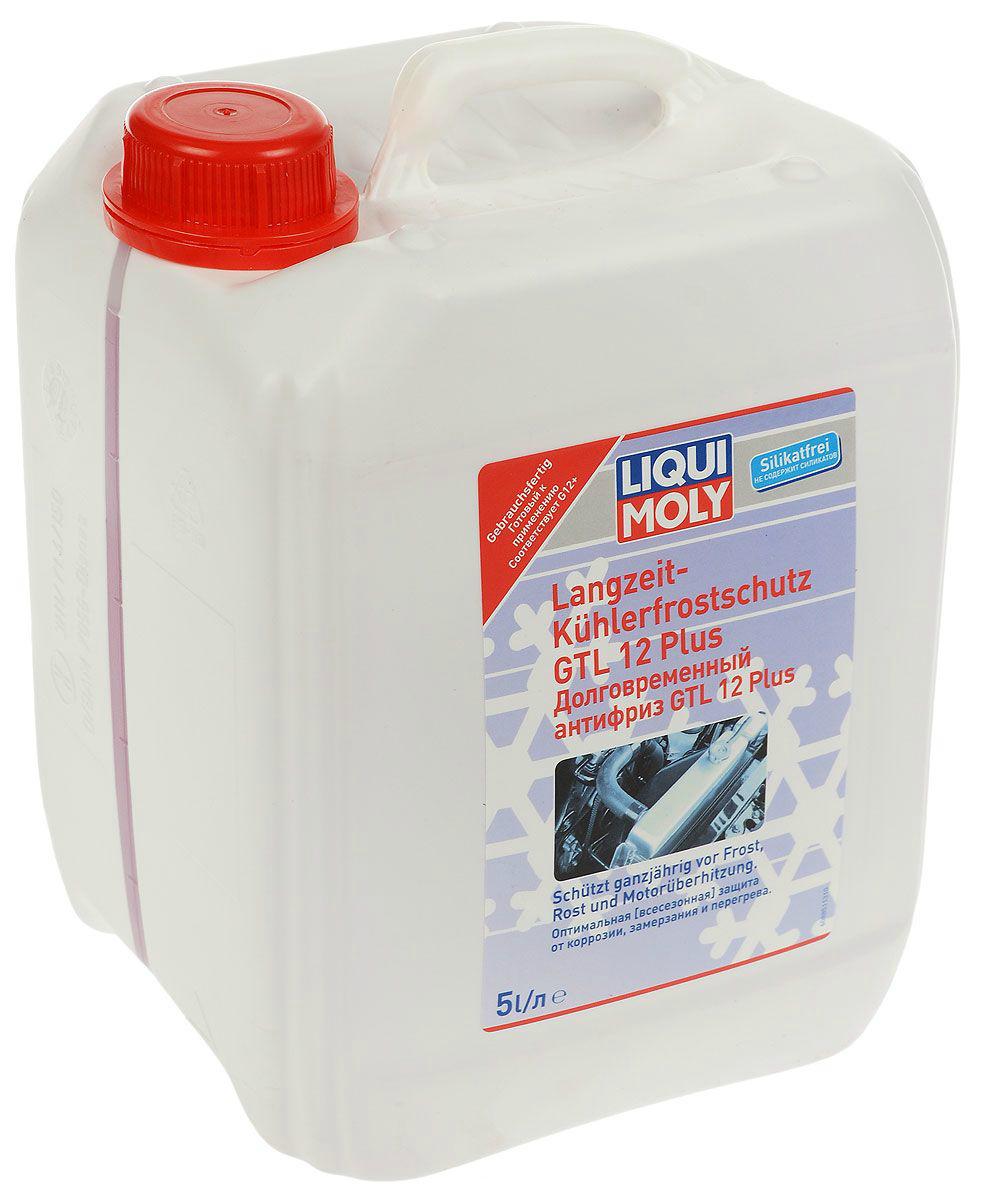 Liqui Moly GTL12 Plus Готовый антифриз (красный)