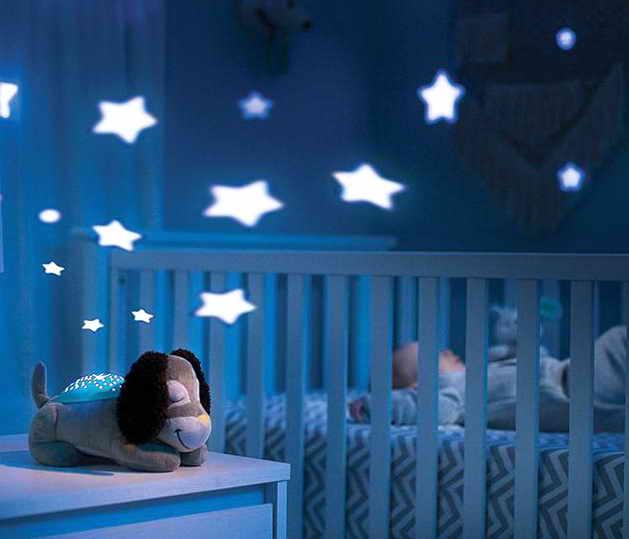 Светильник ночник в детской