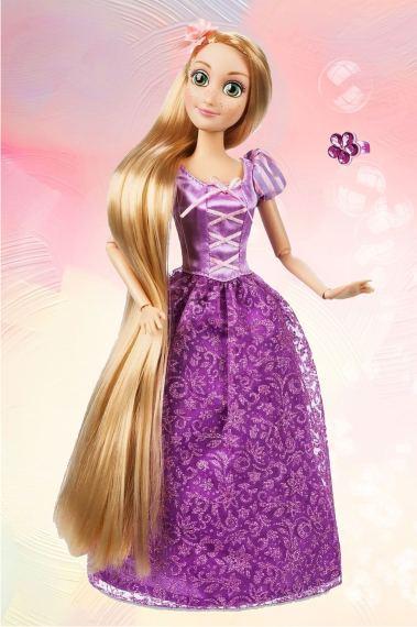 Кукла Рапунцель с кольцом - серия Принцесса Диснея