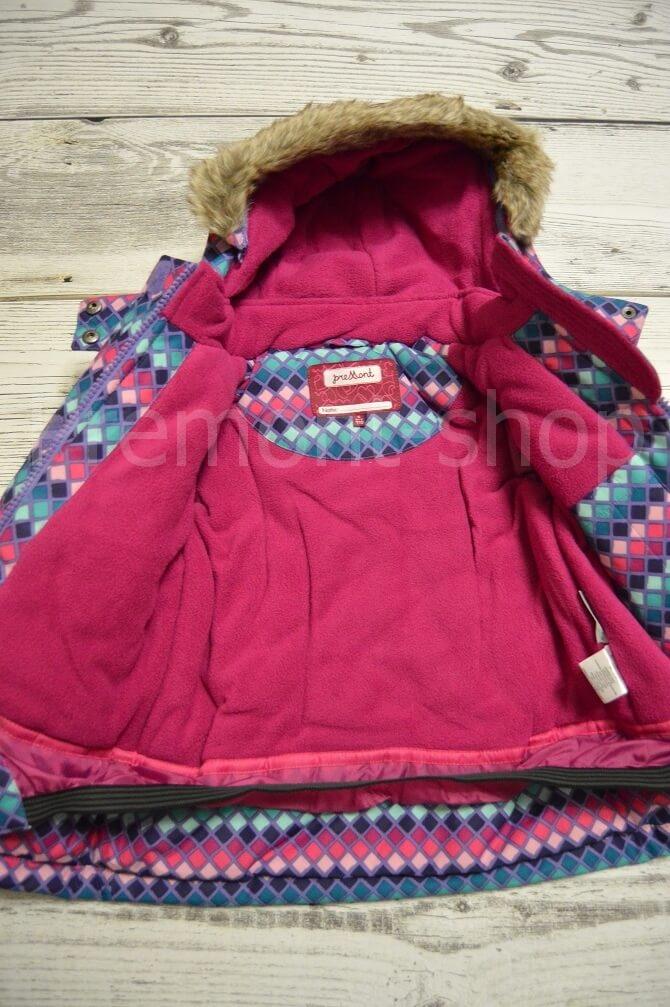 Куртка от комплекта Premont Витражи Сент-Томас с флисовым подкладом