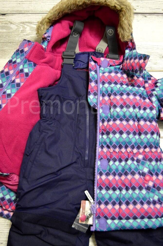 Куртка и брюки комплекта Premont Витражи Сент-Томас