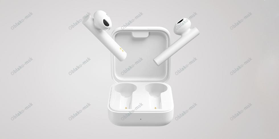 Беспроводные наушники Xiaomi Mi True Wireless Earphone 2 Basic RU EAC